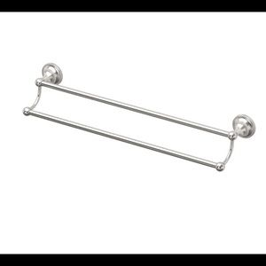 Brand new double towel bar